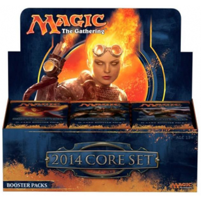 MTG - Magic 2014 Booster Display, Englisch