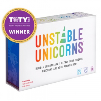 Unstable Unicorns, English