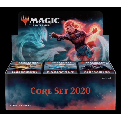 MTG - Core Set 2020 Booster Display, English