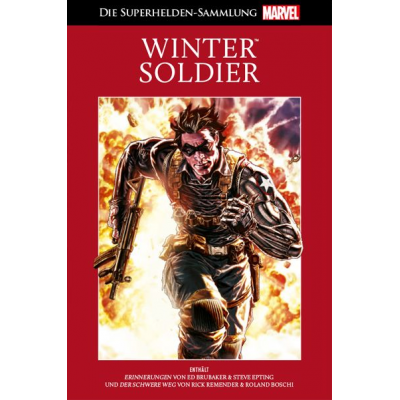 Hachette Rote Marvel Collection 59: Winter Soldier