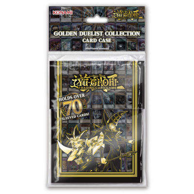 YGO Card Case Golden Duelist