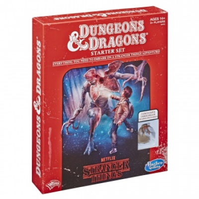 Stranger Things Dungeons & Dragons Roleplaying Game...