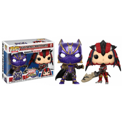 Marvel vs. Capcom Infinite POP! Games Vinyl Figures...