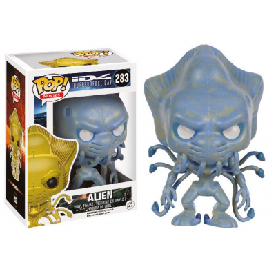 Independence Day POP! Movies Vinyl Figur Alien (White...