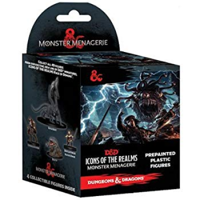 D&D Icons of the Realms Monster Menagerie Booster, Englisch