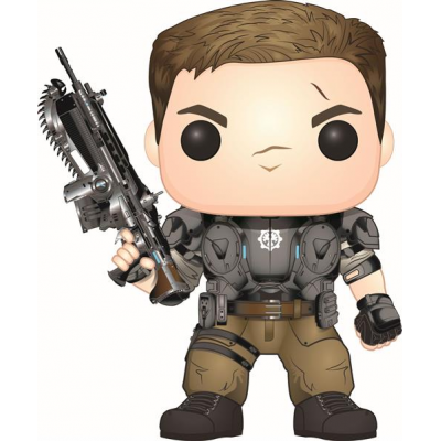 Gears of War POP! Games Vinyl Figur JD Fenix 9 cm