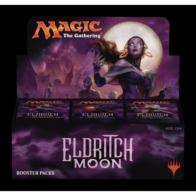 MTG - Eldritch Moon Booster Display, English