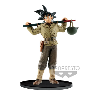 Dragonball Z BWFC PVC Statue Son Goku Normal Color Ver....