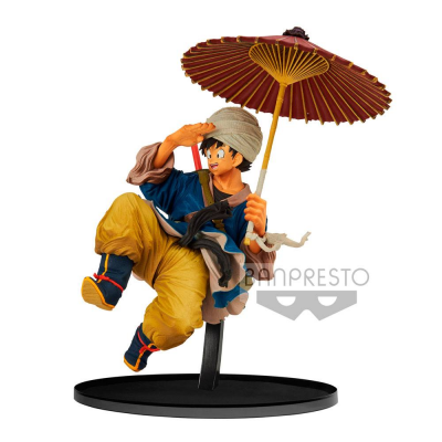Dragon Ball Z BWFC PVC Statue Son Goku Normal Color Ver....