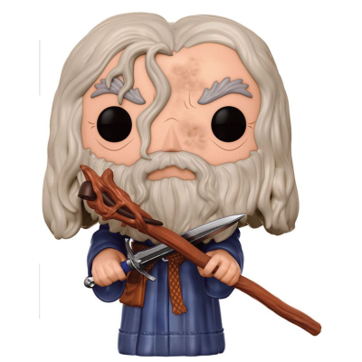 Herr der Ringe POP! Movies Vinyl Figur Gandalf 9 cm
