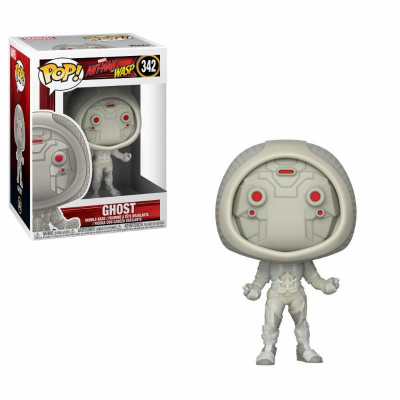 Ant-Man and the Wasp POP! Movies Vinyl Figure Ghost 9 cm