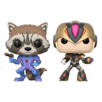 Marvel vs. Capcom Infinite POP! Games Vinyl Figure 2-Pack...