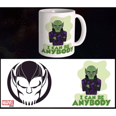 Captain Marvel Tasse Anybody