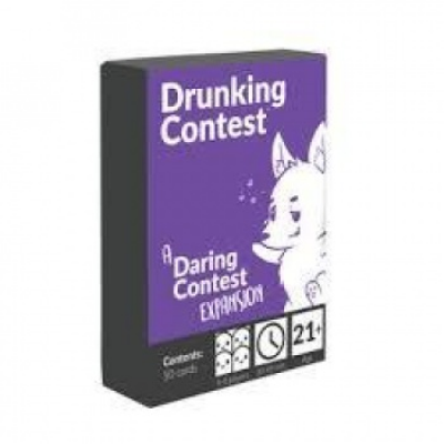 Daring Contest: Drunking Contest Expansion Pack, English