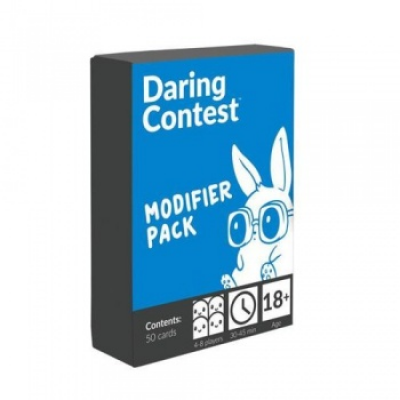 Daring Contest: Modifier Expansion Pack, English