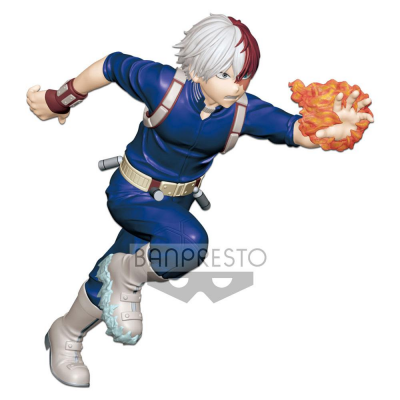 My Hero Academia Enter The Hero PVC Statue Shoto Todoroki...