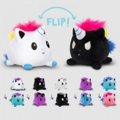 Unstable Unicorns Plush - Unicorn (Colours May Vary)