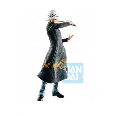 One Piece 20th History Masterlise Figur Trafalgar Law 25 cm