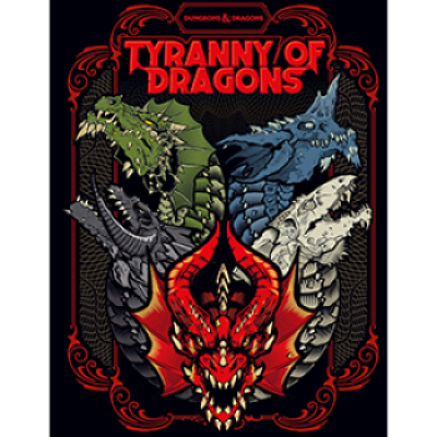Dungeons & Dragons RPG - Tyranny of Dragons (Alternate...