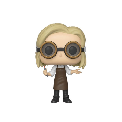 Doctor Who POP! TV Vinyl Figure 13th Doctor 9 cm