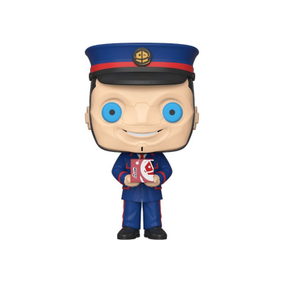 Doctor Who POP! TV Vinyl Figure The Kerblam Man (GW) 9 cm