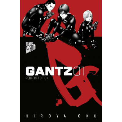 Gantz Perfect Edition 01