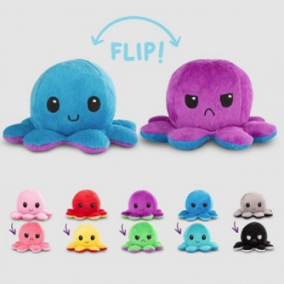 Unstable Unicorns Plush - Octopus (Colours May Vary)