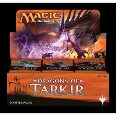 MTG - Dragons of Tarkir Booster Display, German