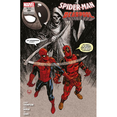 Spider-Man/Deadpool 09: Durch die Vierte Wand