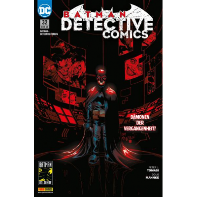Batman - Detective Comics (Rebirth) 32
