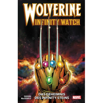 Wolverine: Infinity Watch