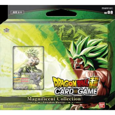 Dragon Ball Super Card Game Magnificent Collection Broly...