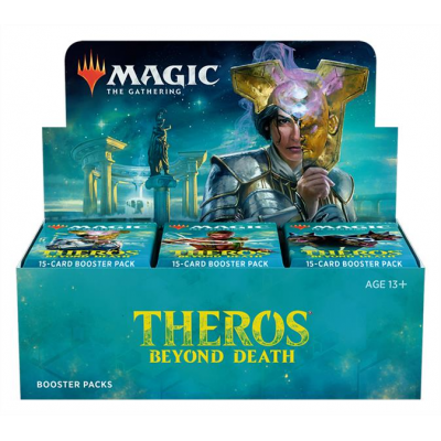 MTG - Theros: Beyond Death Booster Display, English