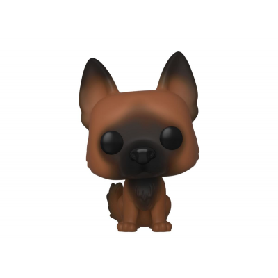Walking Dead POP! Television Vinyl Figure Dog 9 cm