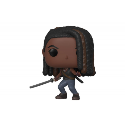 Walking Dead POP! Television Vinyl Figure Michonne 9 cm
