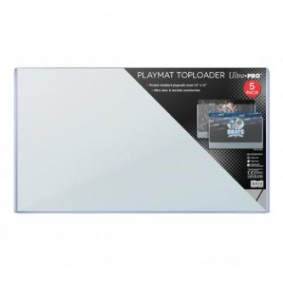 UP - 24 x 14 Playmat Toploader