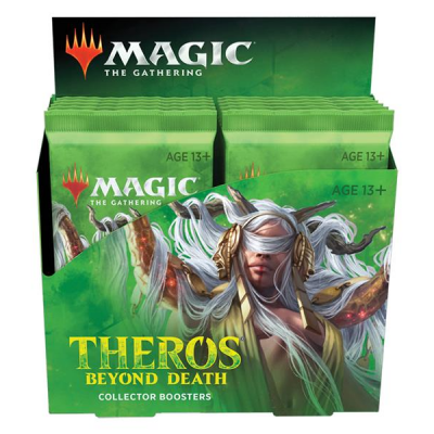 MTG - Theros: Beyond Death Collector Booster Display,...