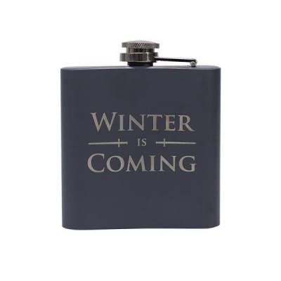 Game of Thrones Hip Flask Winter is Coming