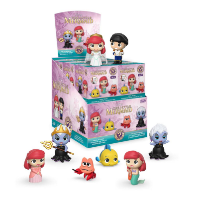 The Little Mermaid Mystery Mini Minifigure 5 cm