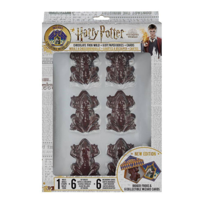 Harry Potter Pralinen-Form Schoko-Frosch New Edition