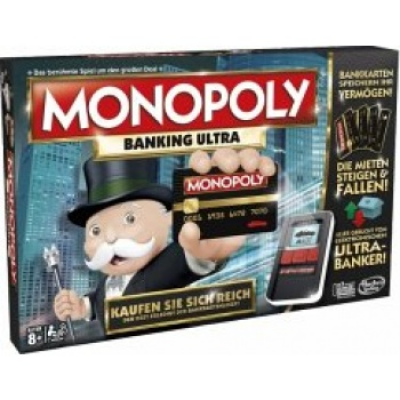 Monopoly Banking Ultra, German