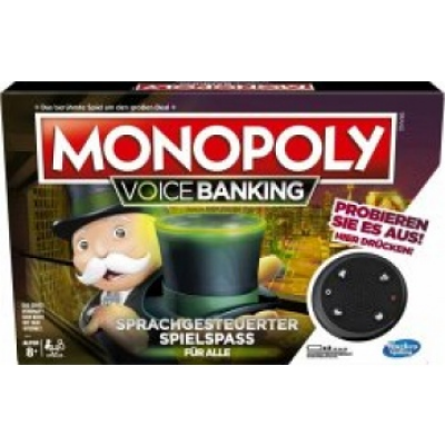 Monopoly Voice Banking, German