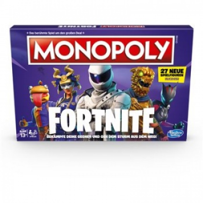 Fortnite Monopoly, German
