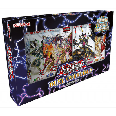 YGO - Duel Overload Box, German