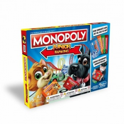Monopoly Junior Banking, German