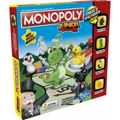 Monopoly Junior, German