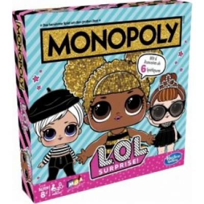 L.O.L. SURPRISE! Monopoly, German