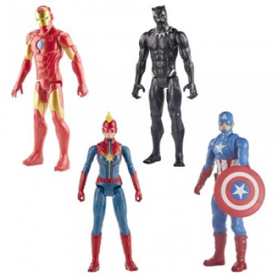 Avengers Titan Hero Movie Action Figures 30 cm