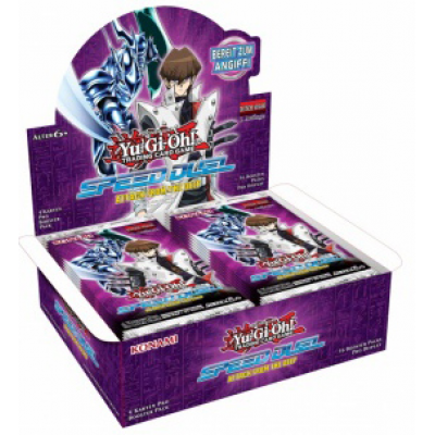 YGO - Speed Duel 2 Attack from the Deep - Booster Display...