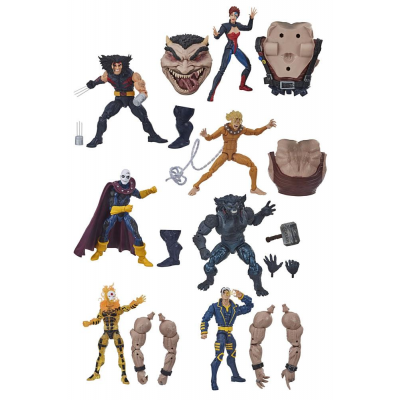 Marvel Legends Series Action Figures 15 cm 2020 X-Men:...